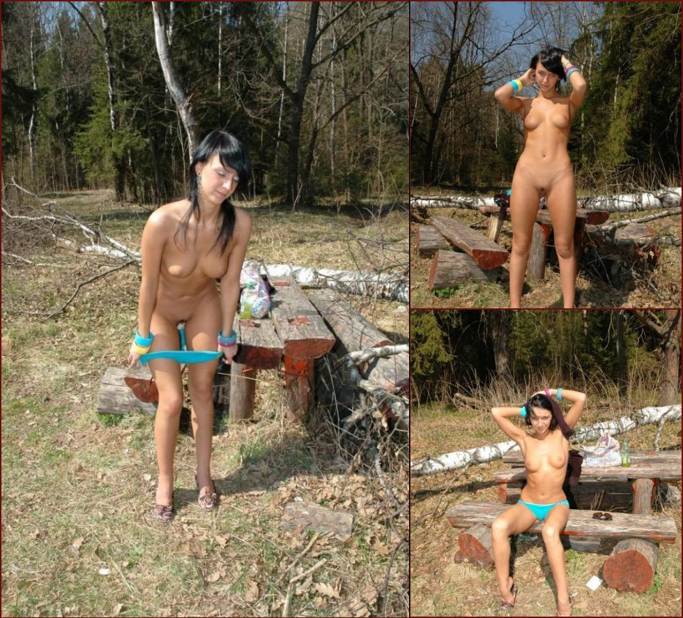 Russian amateur young body - 14