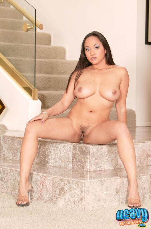Busty Asian Star - Lori - 11