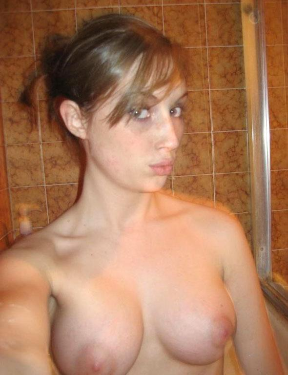 Young amateur girls selfshots - 10