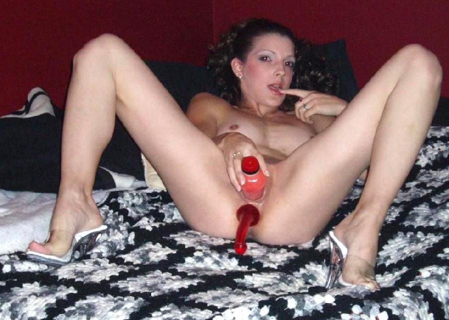 Amateur girls have masturbation with her dildo - 48