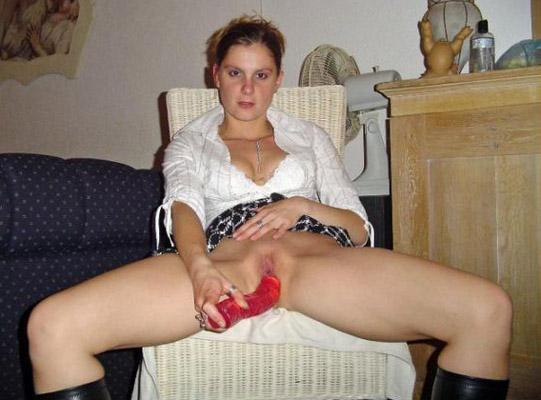 Amateur girls have masturbation with her dildo - 50