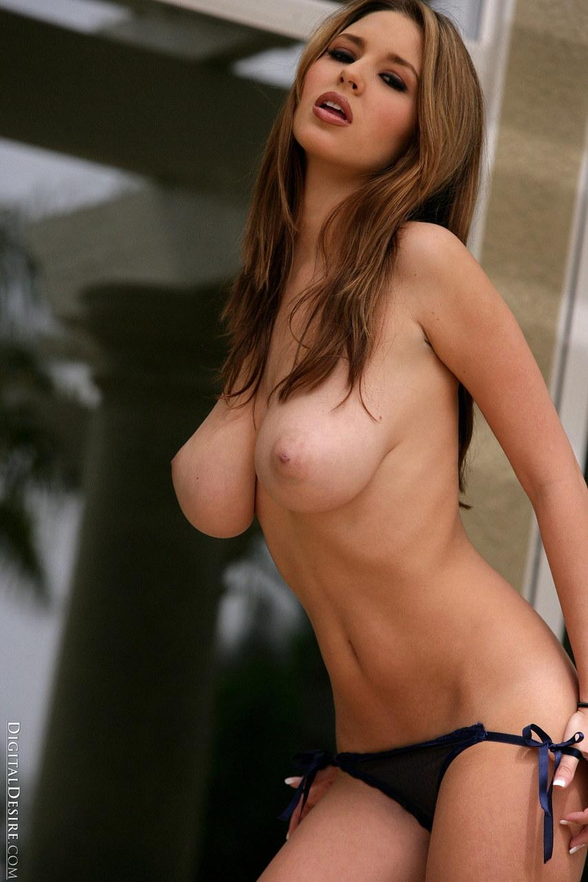 Great big naked tits