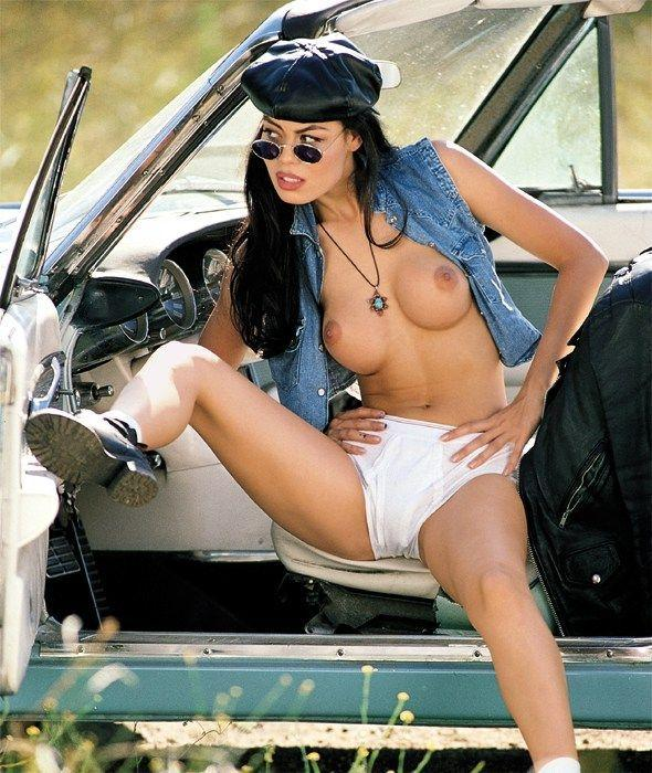 Hot babes on wheels - 24