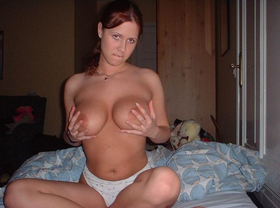Girls with natural big tits - 31
