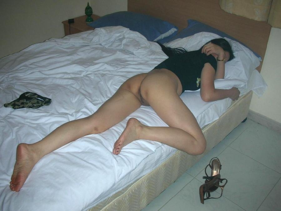 Drunk and sleeping amateurs - 25