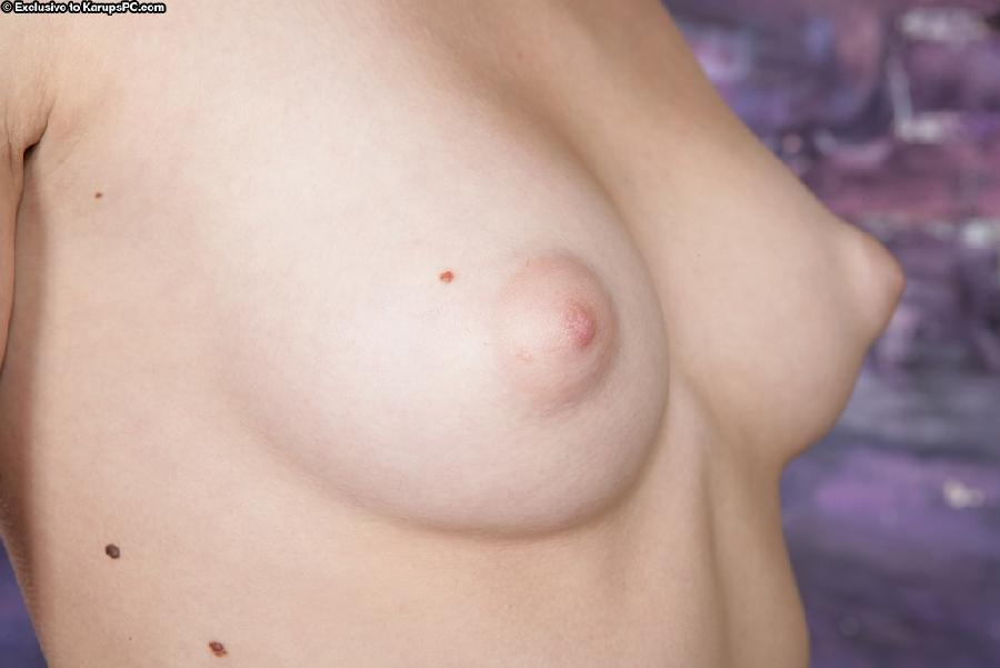 Teen breasts of Little Caprice - 6