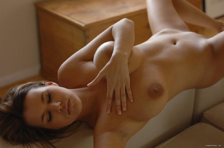 Emma Nicholls with big breasts - 9