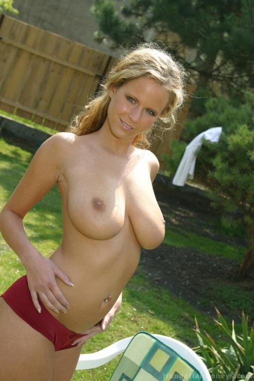 Perfect natural big boobs - Raylene Richards - 8