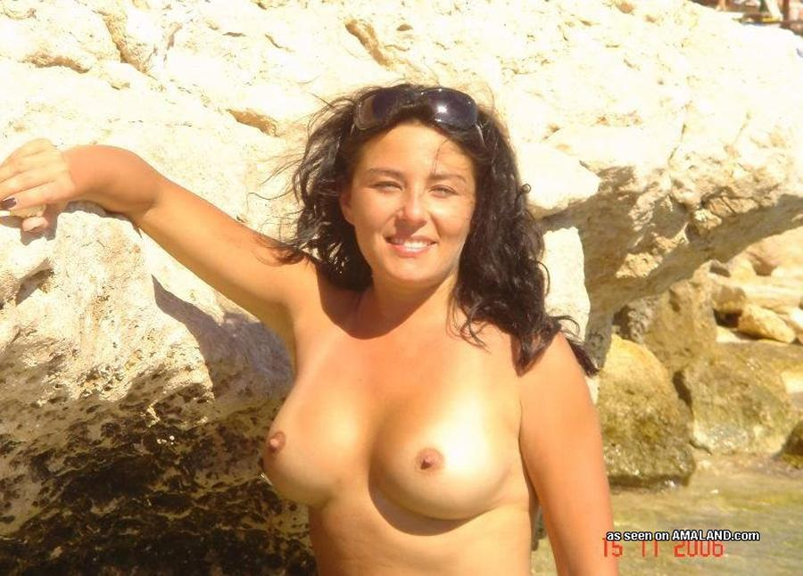 Pretty amateur tits - 18