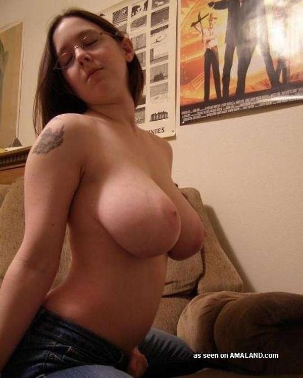 Pretty amateur tits - 26