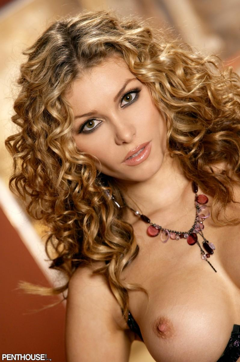 Beautiful Heather Vandeven in sexy lingerie