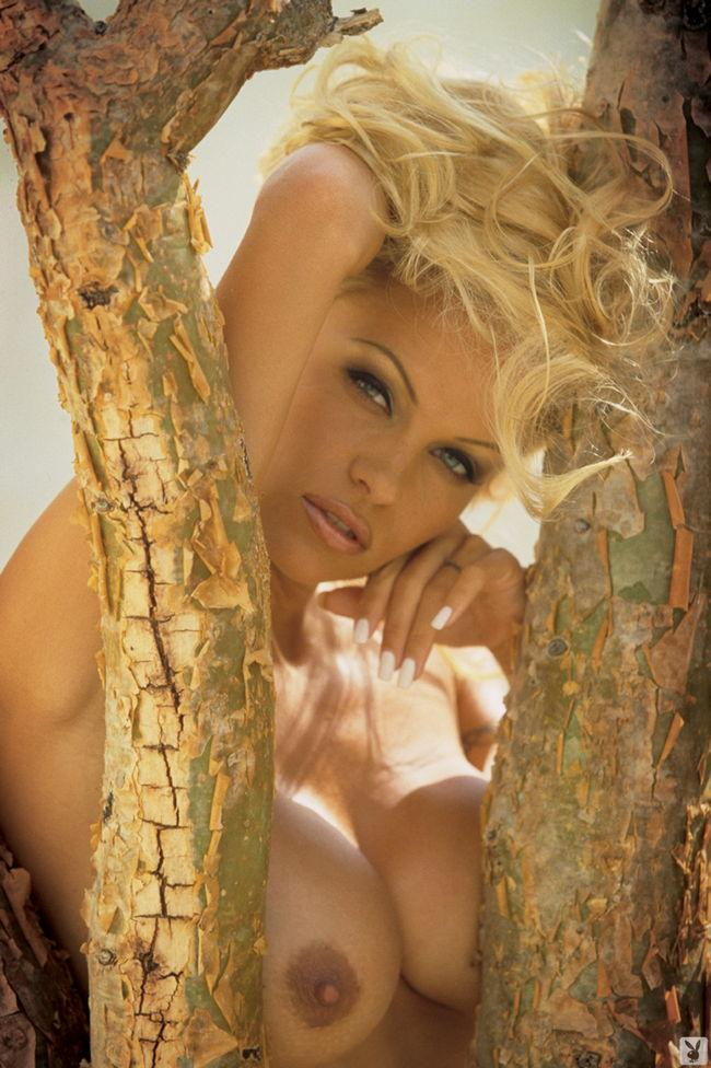 Pamela Anderson in Playboy - 2