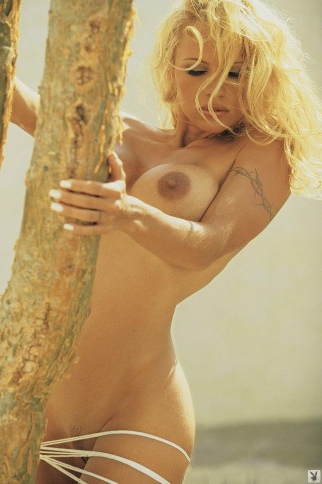 Pamela Anderson in Playboy - 5