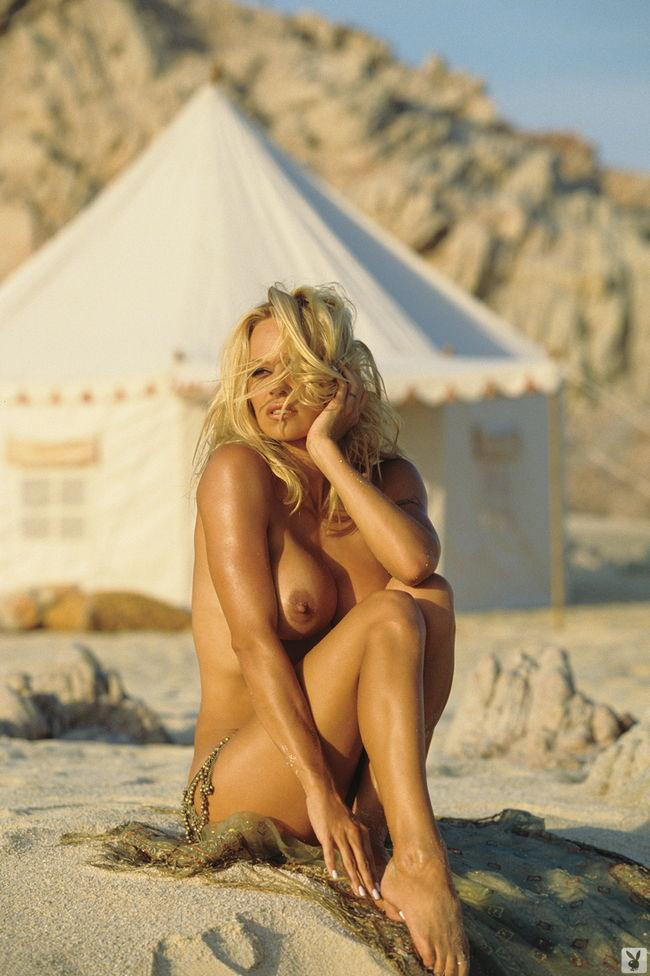 Pamela Anderson in Playboy - 8
