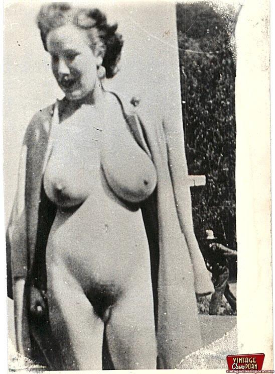Retro erotica style pics - 12