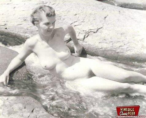 Retro erotica style pics - 6