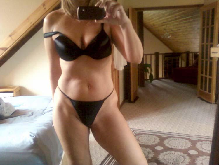 Older nude blonde and her self pics  - 2
