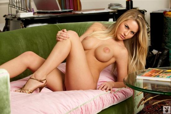 College babe Brittany Bardot nude  - 9