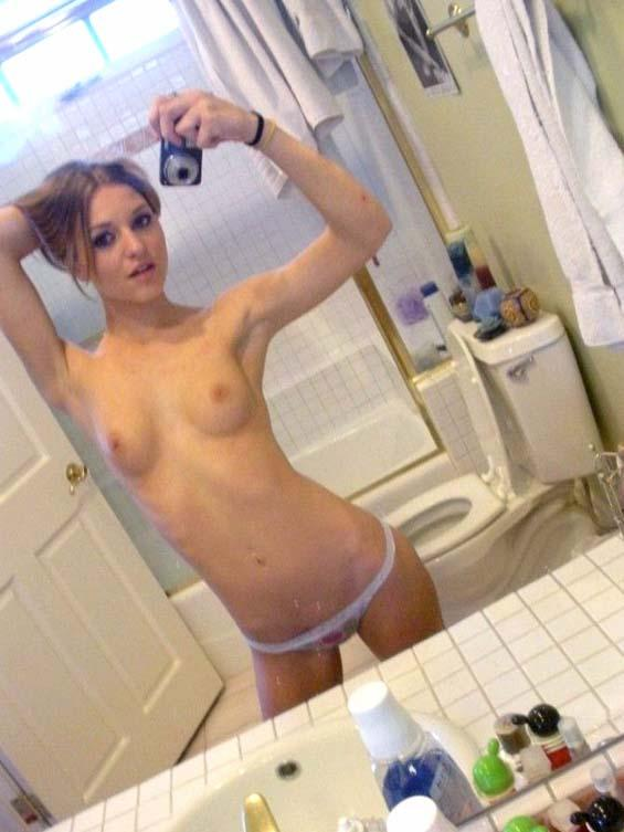 Self Shot naked selfies tagged as: teen Hot Mirror Pics