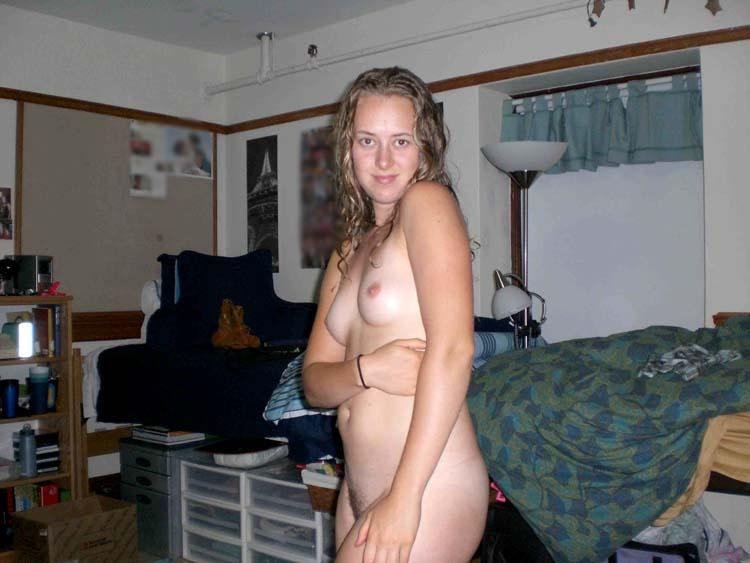 Average amateur naked at college  - 7