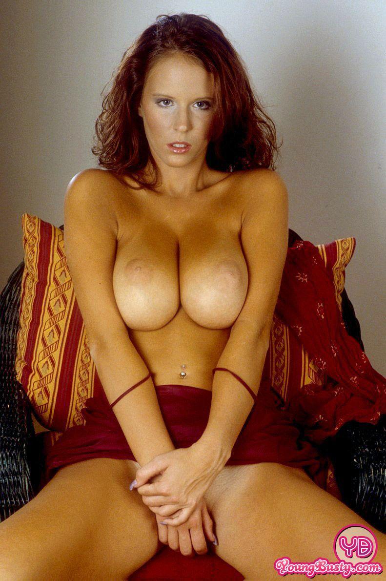 Busty redhead Raylene - 2