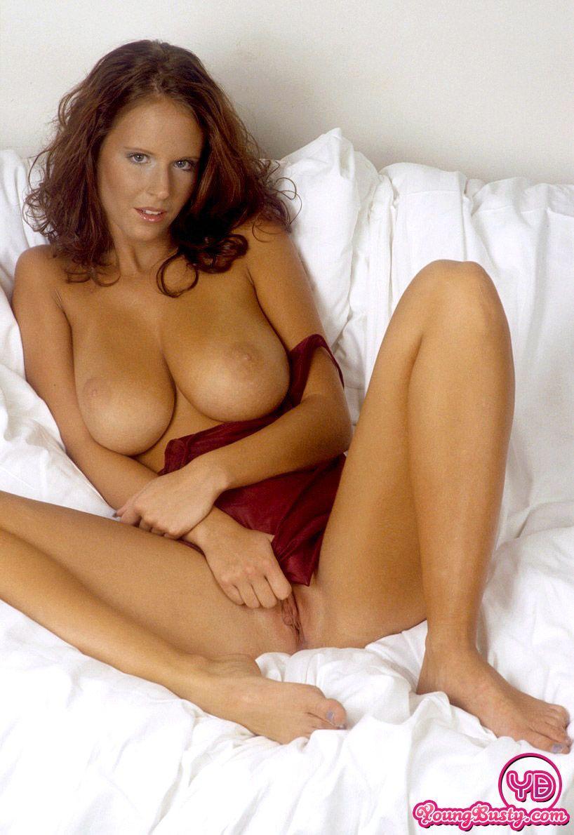 Busty redhead Raylene - 6