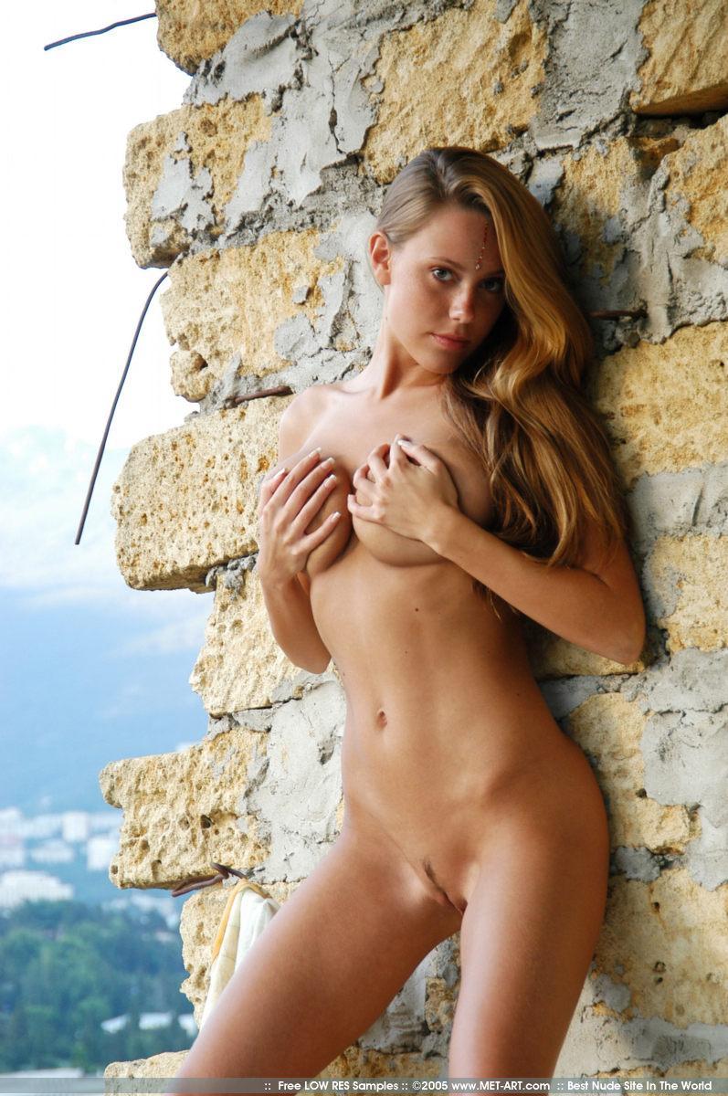 Karina's juicy breasts - 15