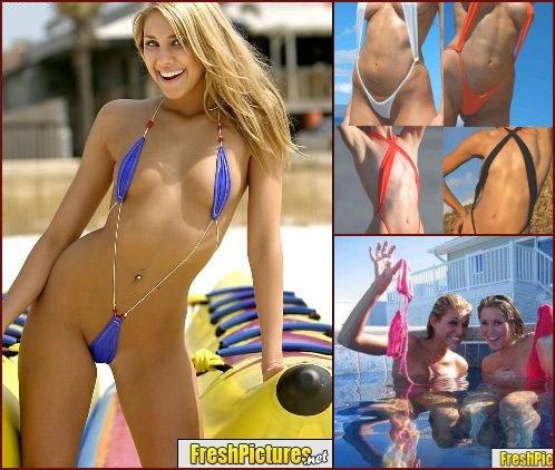 Funny sexy bikinis - 42