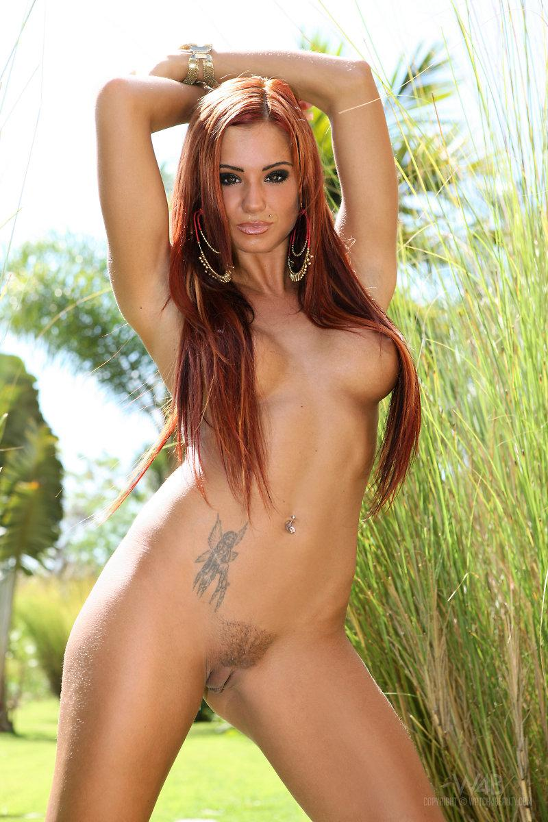 Busty red head - Ashley Bulgari - 11