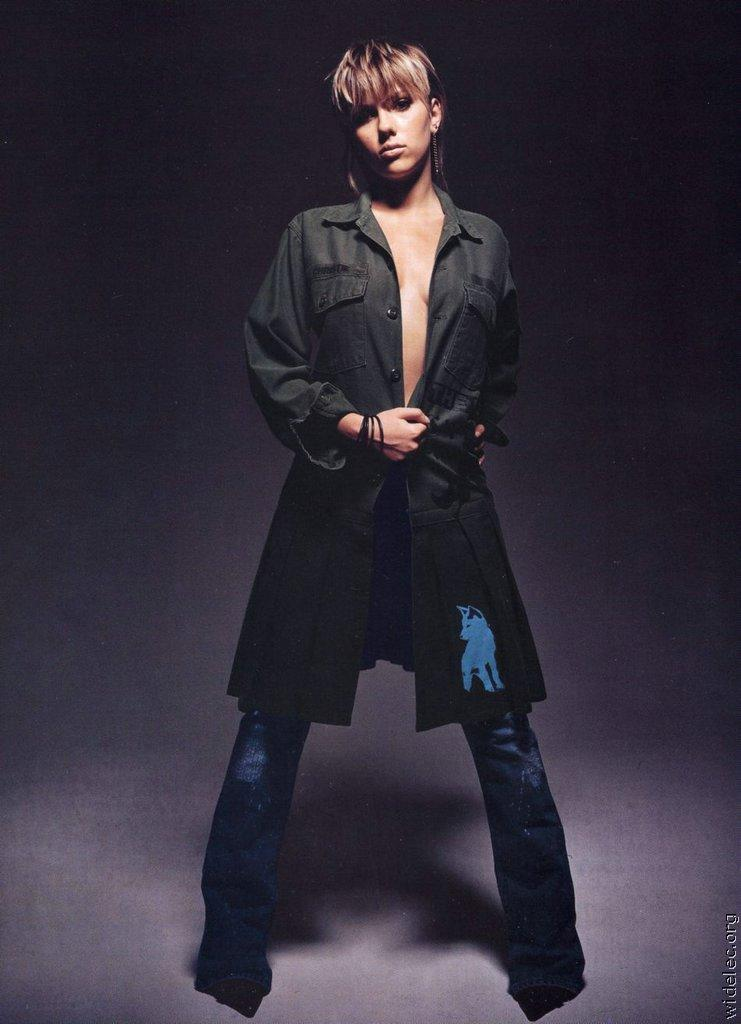 Sexy Scarlett Johansson - 7