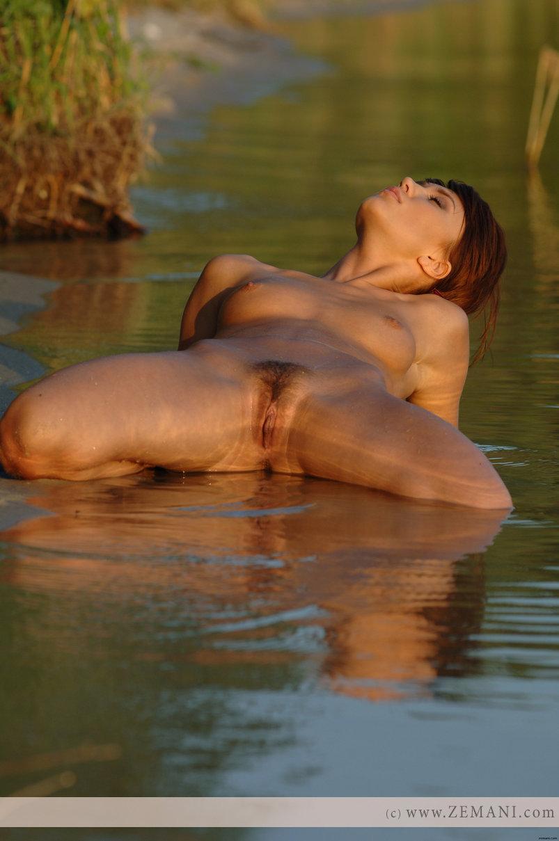 Sexy wet redhead - Katrin - 9