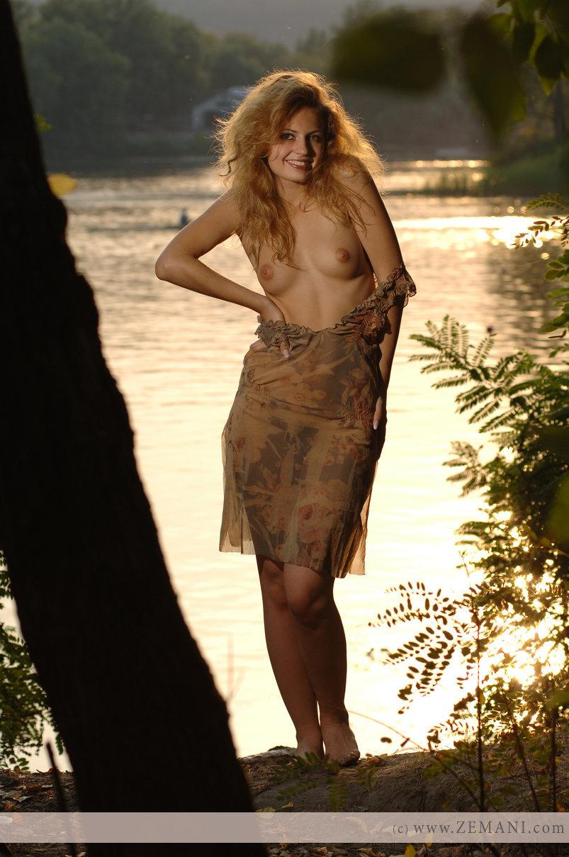 great izabel near the river 1 girl with hairy pussy take