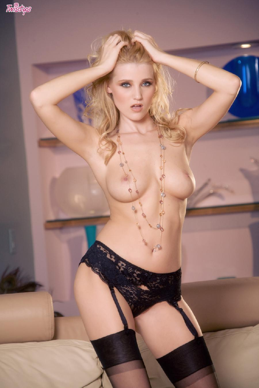 Carli Banks black lingerie set - 7