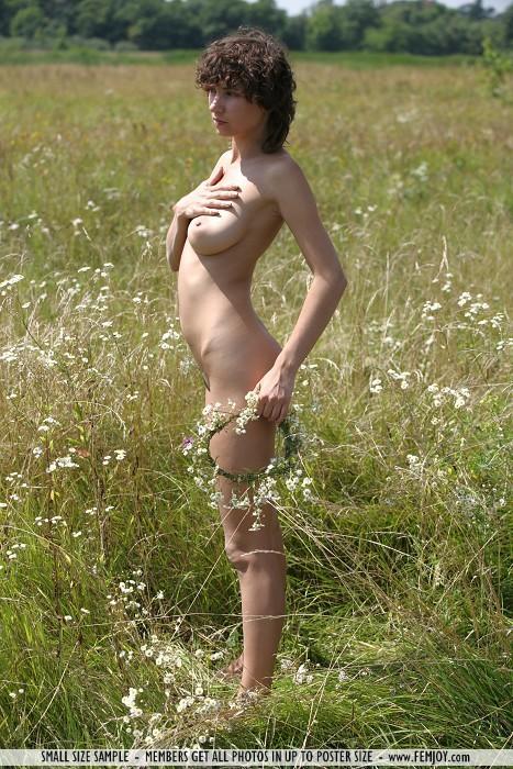 Flower girl - Katalin - 8