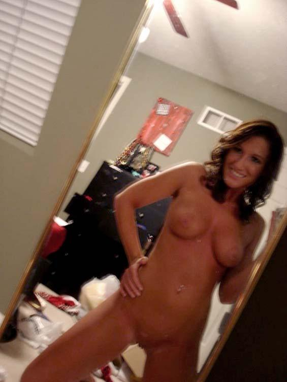 Homemade nude pics of sexy brunettes