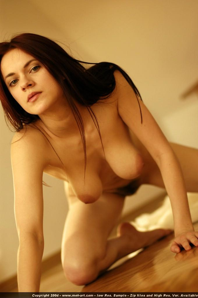 Gorgeous hottie is getting naked inside her room - Kyra - 11