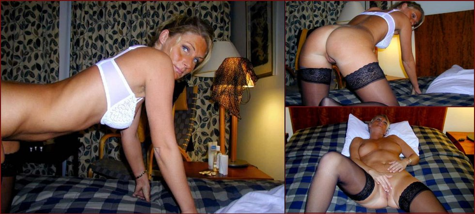 Hot milf is waiting to be mounted - 60
