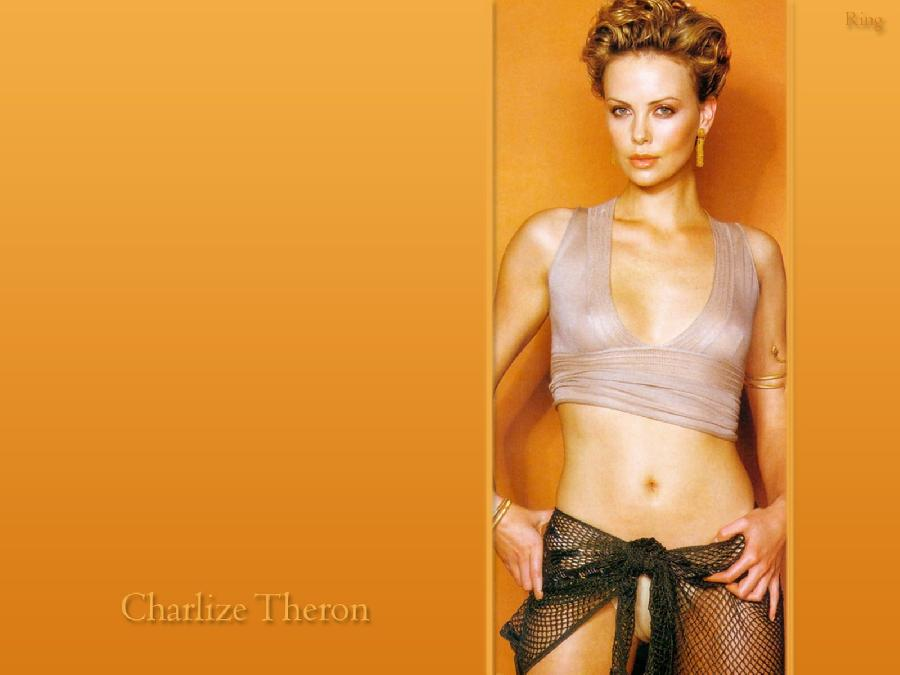 Gallery with beautiful Charlize Theron - 2