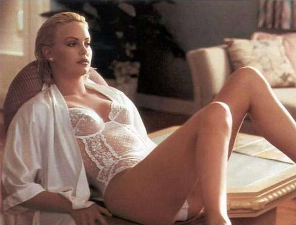 Gallery with beautiful Charlize Theron - 8