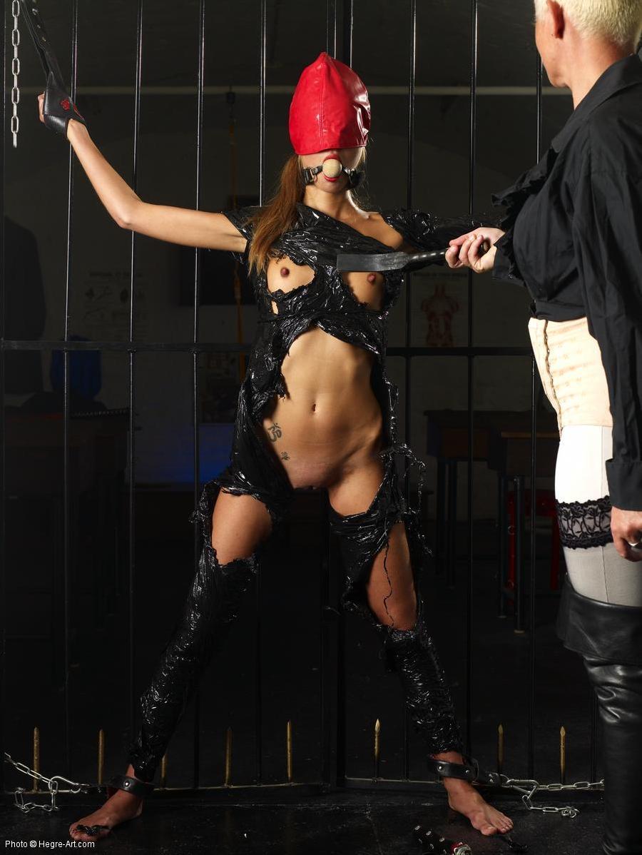 Sexy slave and hard fun - Thea - 4