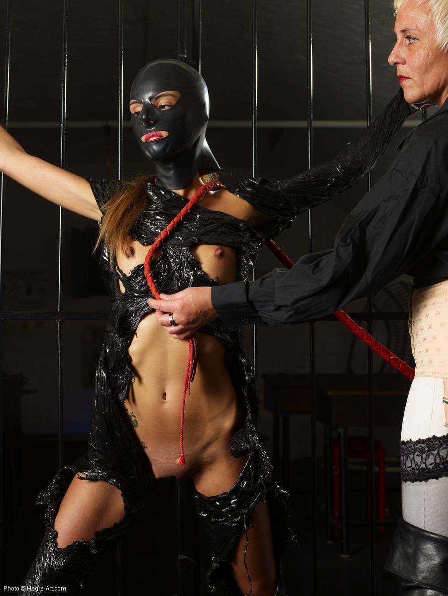 Sexy slave and hard fun - Thea - 8