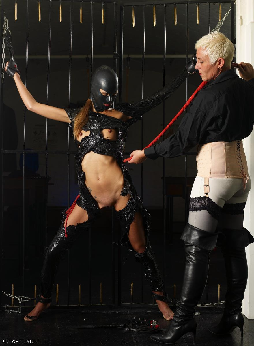 Sexy slave and hard fun - Thea - 9