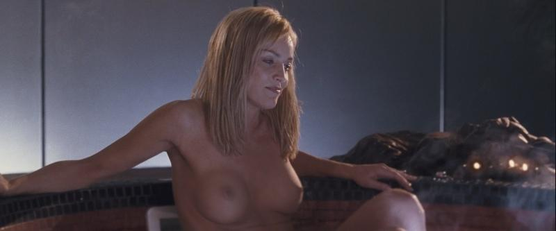 Sharon Stone And Her Naked Tits