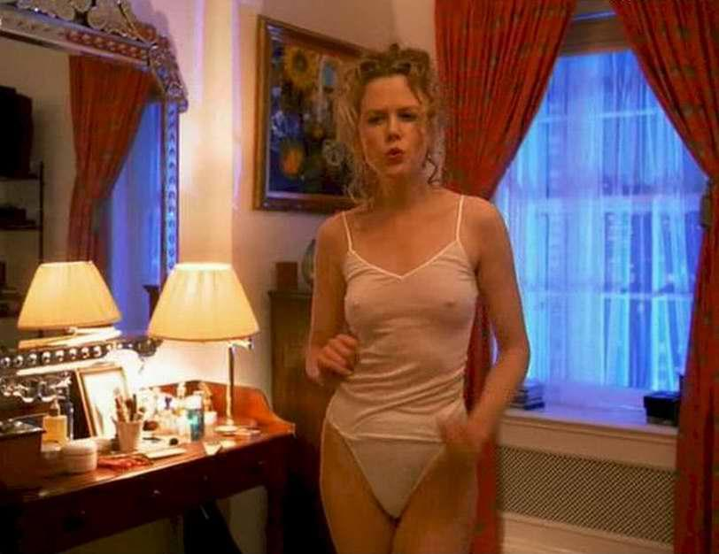 Nicole Kidman and her naked body - 1