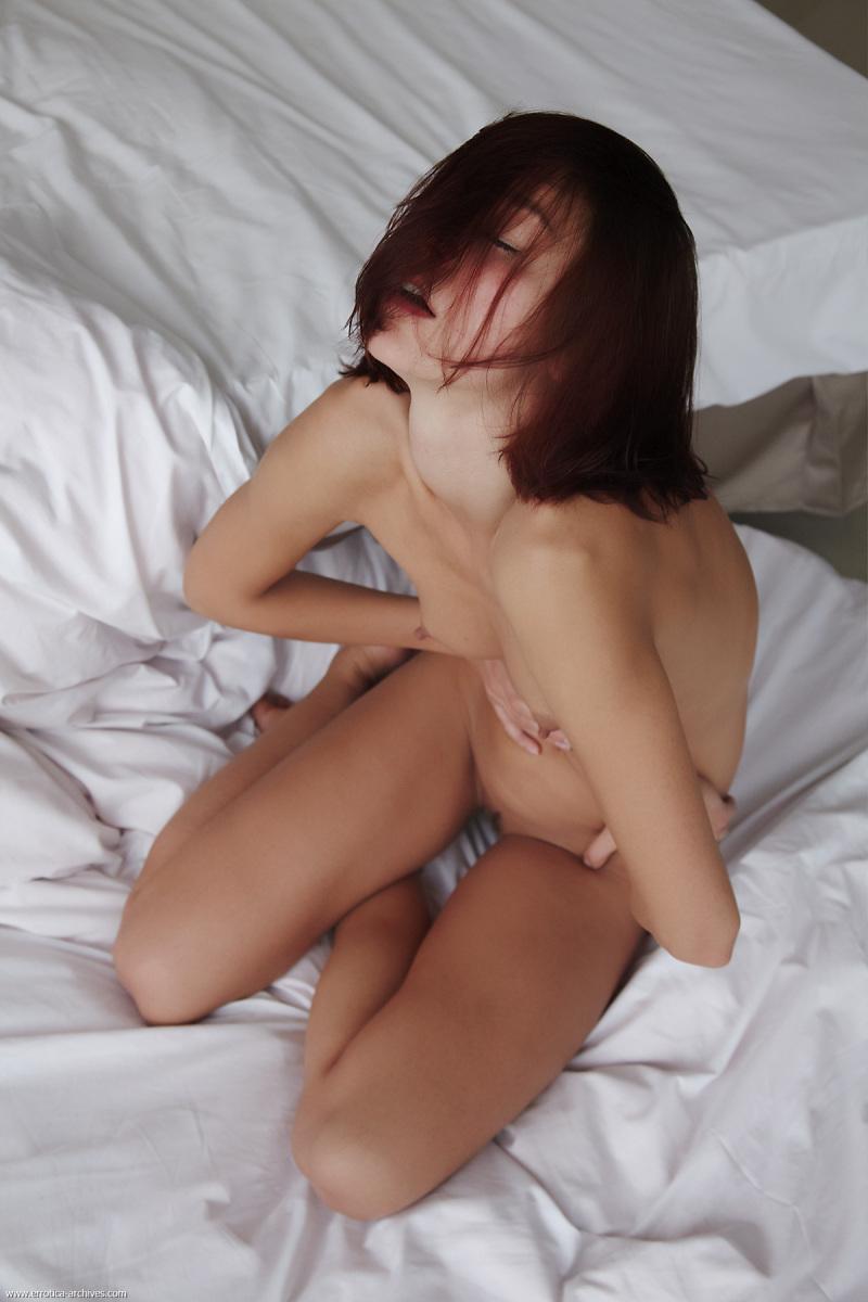 Alluring girl with tattoo - Tigra - 15