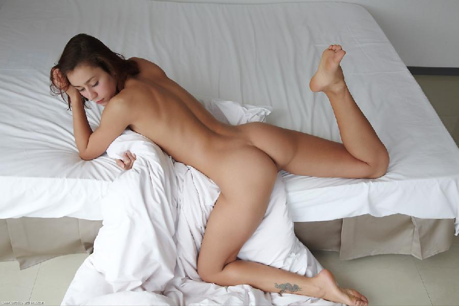 Alluring girl with tattoo - Tigra - 18