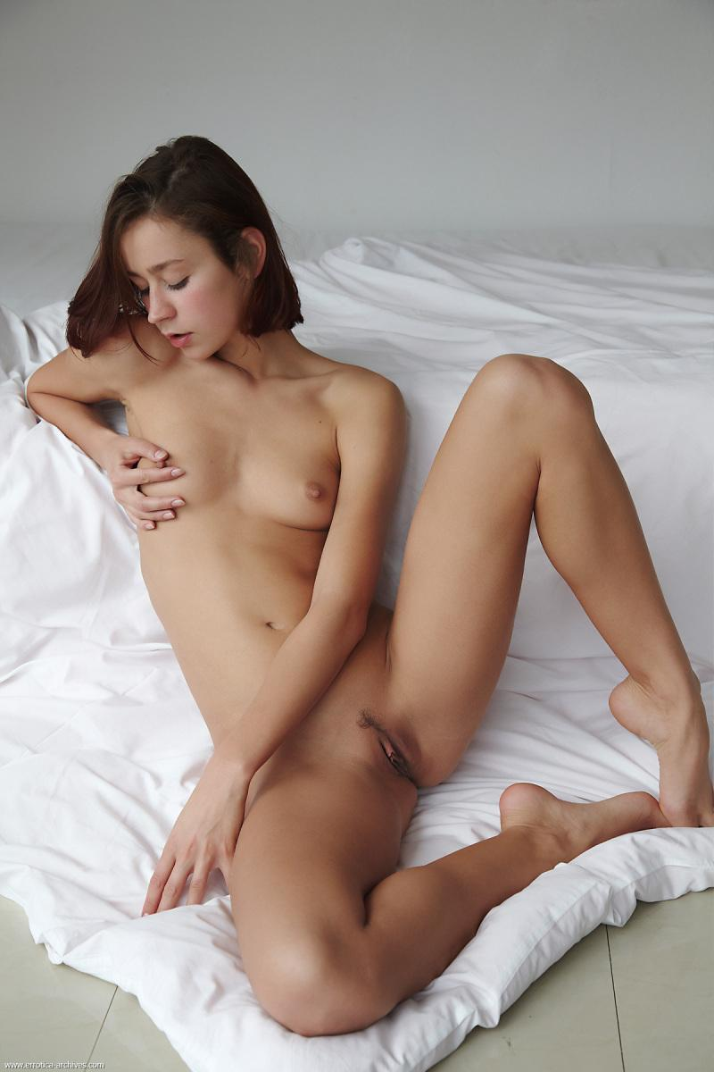 Alluring girl with tattoo - Tigra - 20