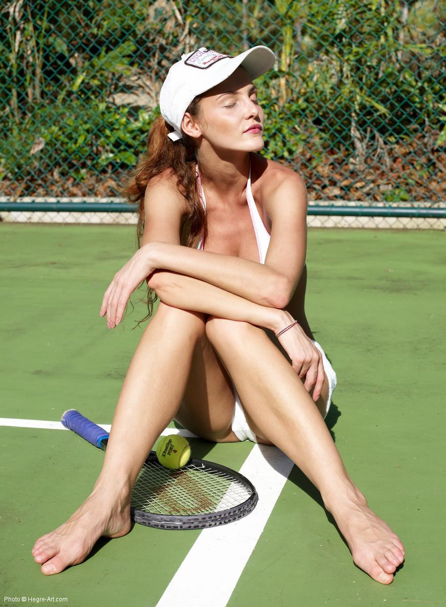 tennis playing Sexy girls
