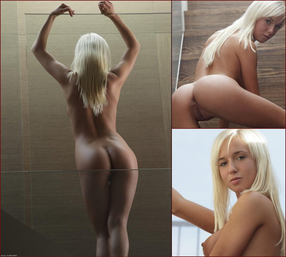 Blonde seductress with perfect body - Megan - 42