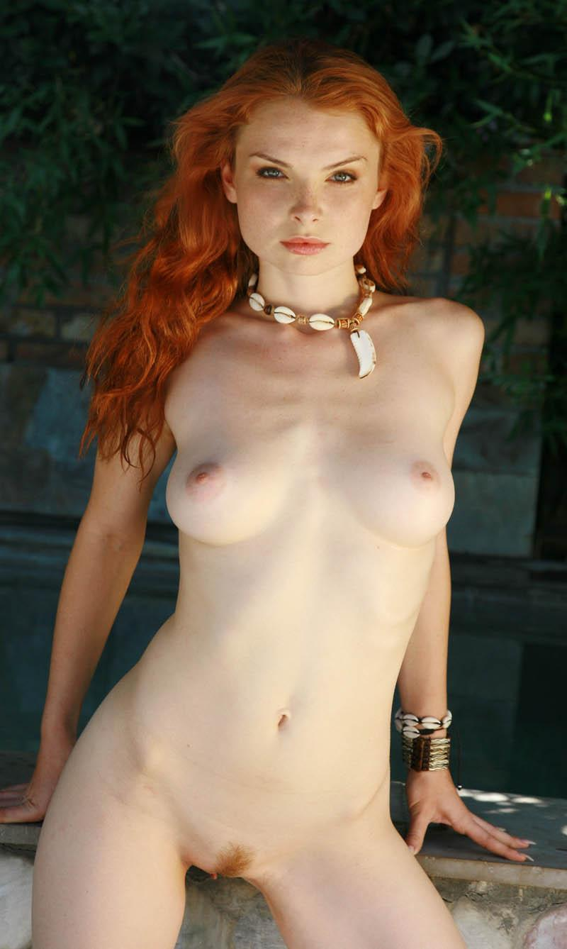 Sexy nude redheads